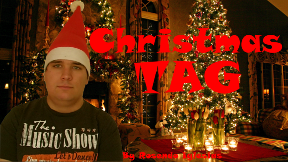 Christmas TAG By Rosendo Iglesias